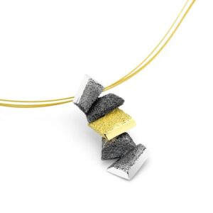 Colgantes oro y plata Arior